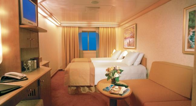 Balcony Cabin 7448 on Carnival Freedom, Category 8M  Carnival Freedom Staterooms