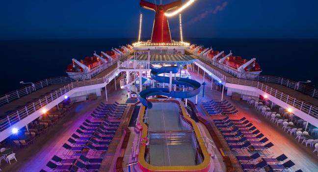 Carnival Elation Review Fodors Travel - Elation cruise ship rooms