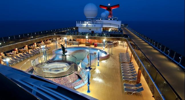 Carnival Miracle Review