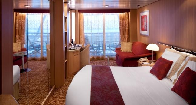 Infinity staterooms review fodor 39 s travel for Alaska cruise balcony room