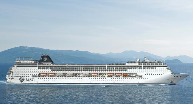 MSC Armonia Review  Fodor39s Travel