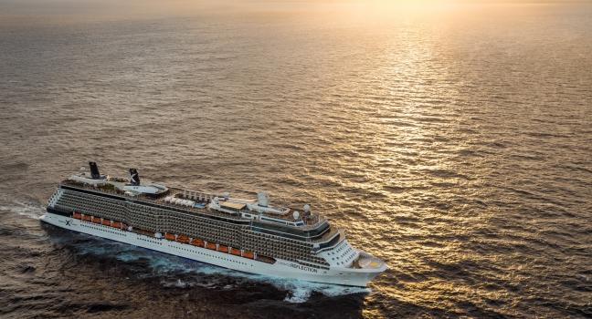 Girls trip - Celebrity Reflection Cruise Review