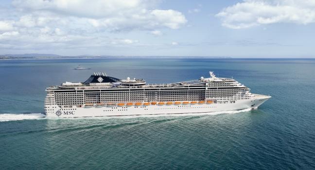 MSC Divina Review | Fodor's Travel