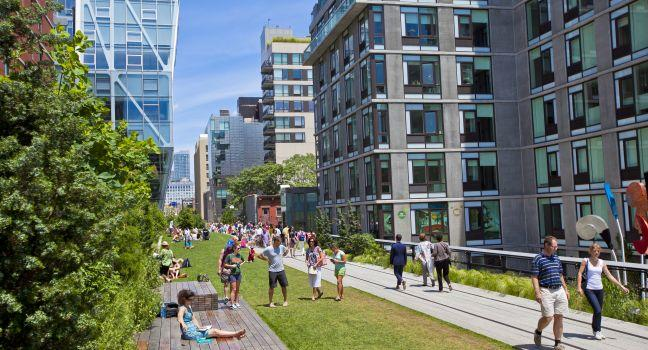 The High Line Review New York City New York Sights Fodor S Travel