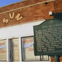 Sun Records, Memphis, Tennessee, USA