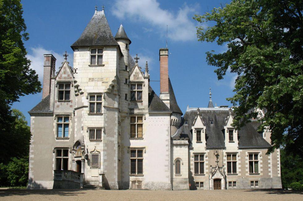 Château de Candé, Monts, The Loire Valley, France