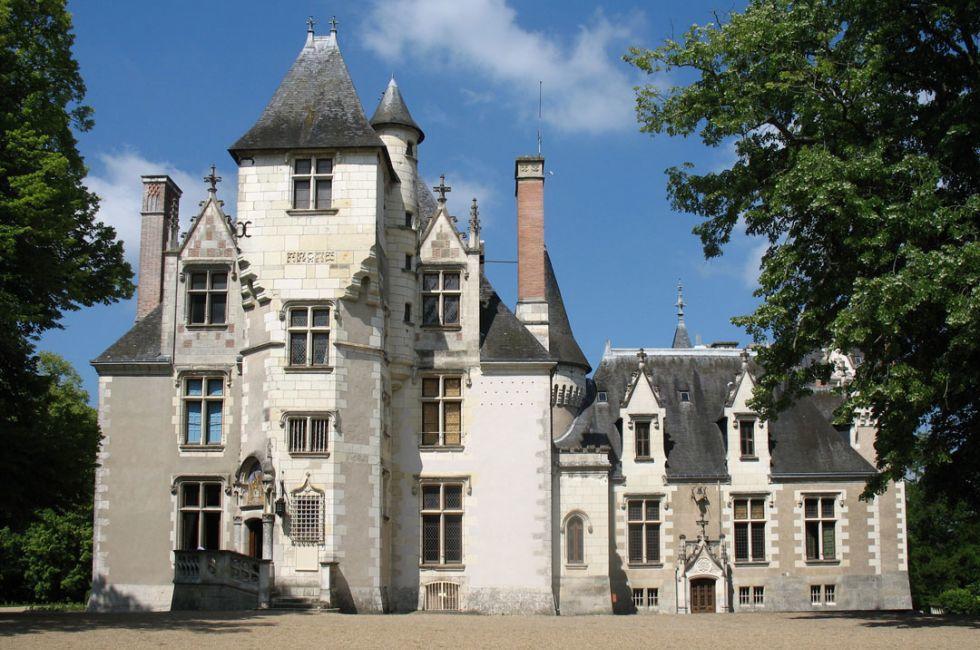 Château de Candé, Monts, The Loire Valley, France