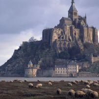 Mont St. Michel: France