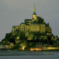 Mount St. Michael, France
