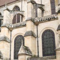 Saint-Etienne Cathedral, Sens, Yonne, Burguny, France