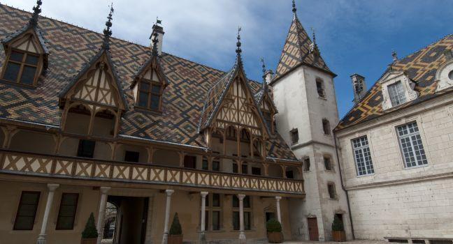 Hospices de Beaune, Burgundy, France