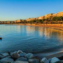 Coastline, Beach, Cityscape, Cannes, France