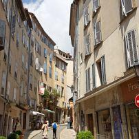 Buildings, Grasse, The French Riviera, France