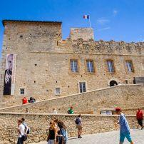 Museum of Picasso, Antibes, France