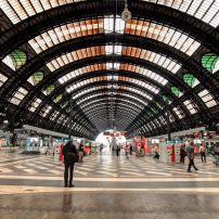 Central Station, Milan, Milan, Lombardy, and the Lakes, Italy, Europe