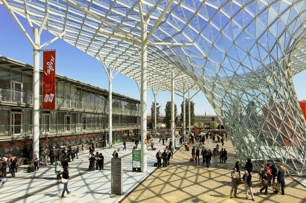 Tradeshow, Salone del Mobile, Milan, Italy
