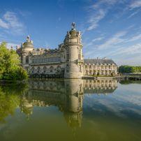 Chantilly Castle, Chantilly, France