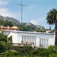 Church, Chapelle du Rosaire, The French Riviera, France
