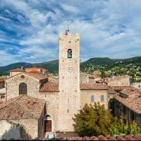 Vence, The French Riviera, France