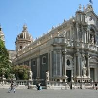 Cathedral of Catania, Catania, Sicily, Italy