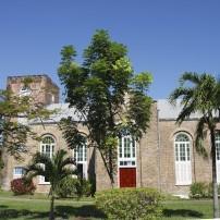 Old Saint Johns Church, Belize City, Belize