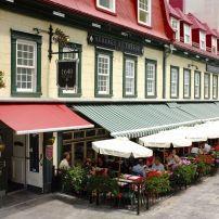 Auberge du Tresor, Hotel, Quebec City Quebec, Canada