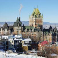Skyline, Quebec City, Quebec, Canada