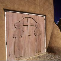 St. Francis de Asis Mission in Ranchos de taos, New Mexico