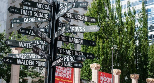 Farmers Market, Portland, Oregon