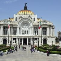 Fine Arts Palace, Mexico City, Mexico