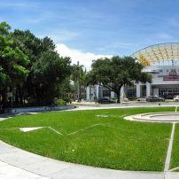 Exterior, Museum of Discovery and Science, Fort Lauderdale, Florida, USA