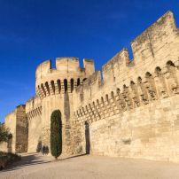 City Wall, Avignon, France