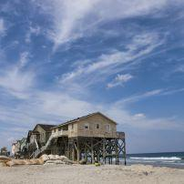 House, Nags Head, Outer Banks, North Carolina