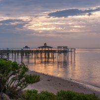 Pier, Southport, North Carolina