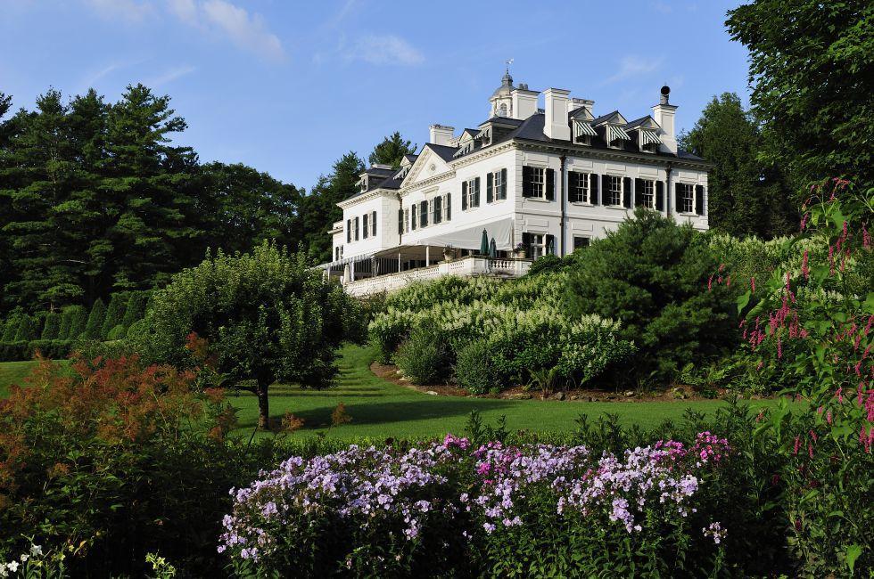 The Mount, Edith Wharton Home, Lenox, Berkshires, Massachusetts
