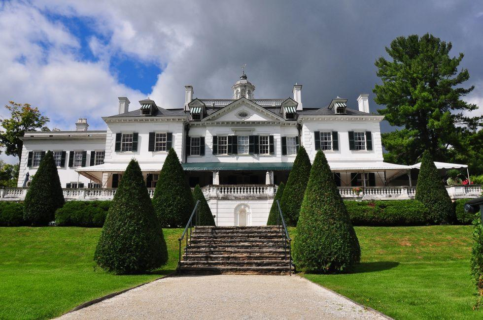 The Mount, Edith Wharton Home, Lenox Massachusetts