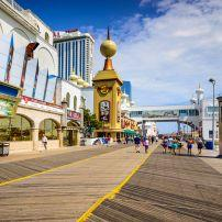 Boardwalk, Atlantic City, New Jersey