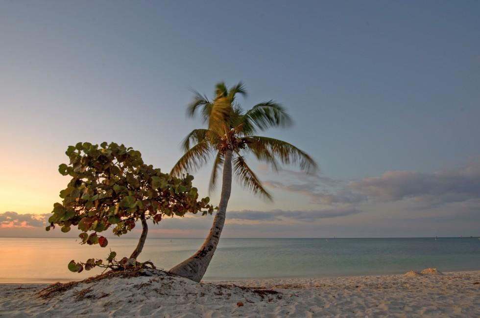 Beach, Marathon, The Florida Keys, Florida, USA