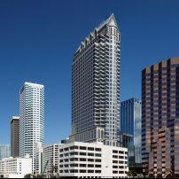 Downtown, Skyline, Tampa Bay, Florida, USA