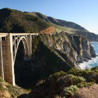 Bixby Bridge, California Route One, Big Sur, California