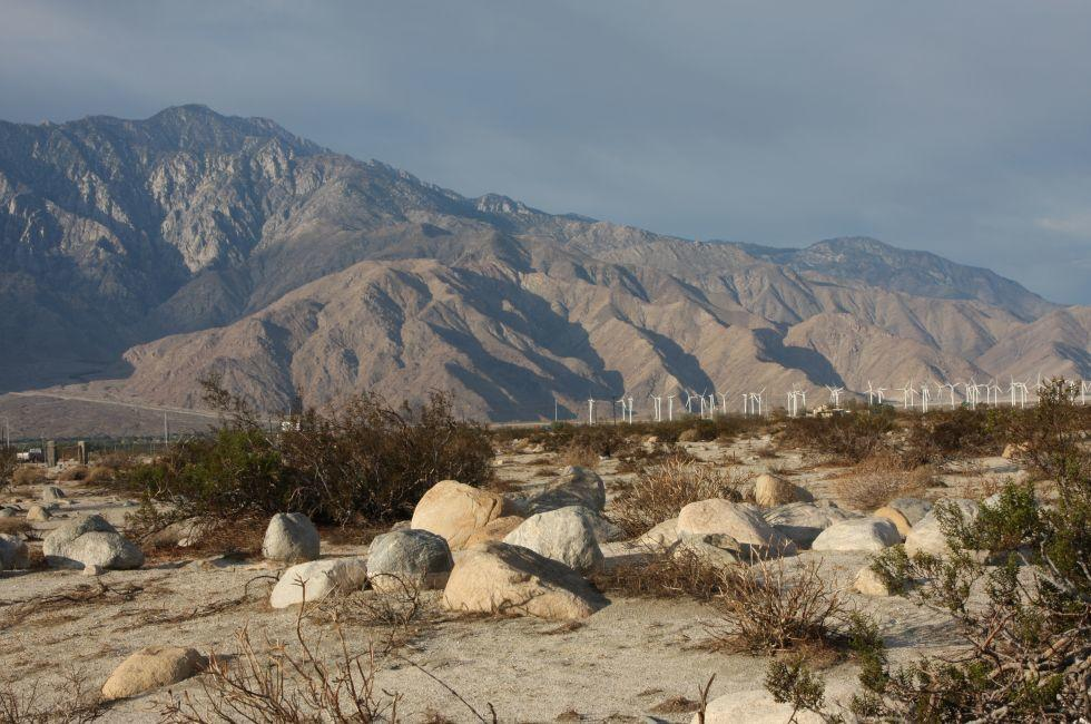 Desert, Twentynine Palms, California
