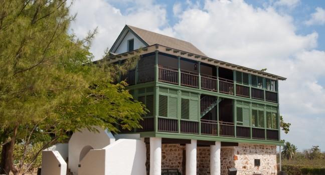 House, Pedro St. James Castle, Cayman Islands, Caribbean