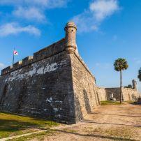 Saint Augustine Fort, Florida