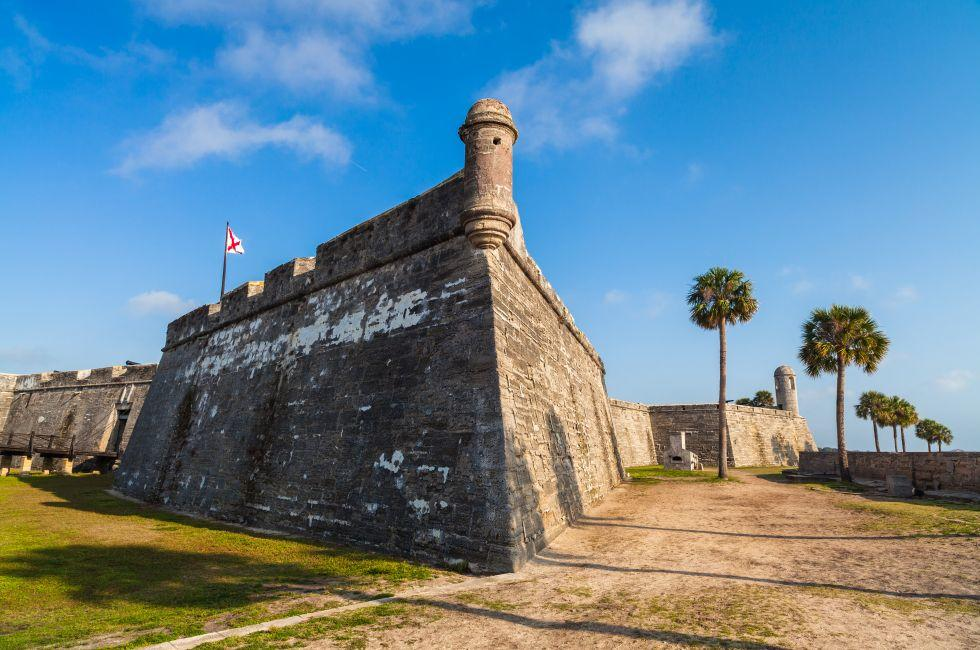 Saint Augustine Fort, Florida