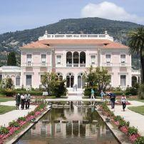 Villa Ephrussi de Rothschild, St-Jean-Cap-Ferrat, The French Riviera, France