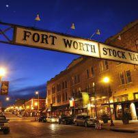 Stockyards Historic District, Fort Worth, Texas