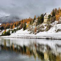 Lake, St. Moritz