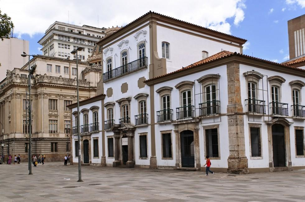 Downtown, Imperial Palace, Rio de Janeiro, Brazil