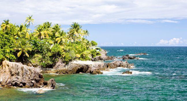 Balandra Bay, Trinidad, Caribbean