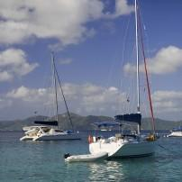 Boat, Tortola, British Virgin Islands, Caribbean